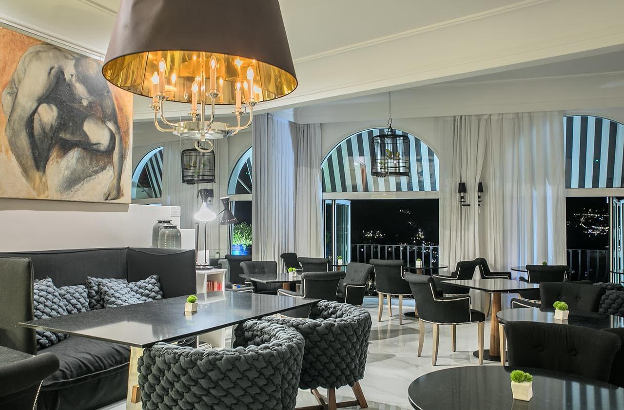 Hotel Villa Franca, Positano