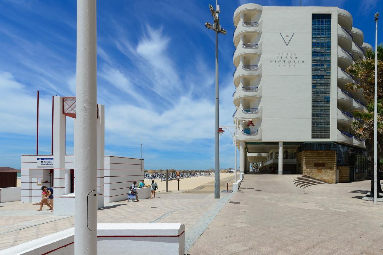 Hotel Playa Victoria, Cadiz