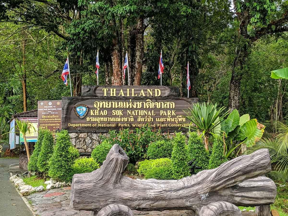 Khao Sok National Park Thailand