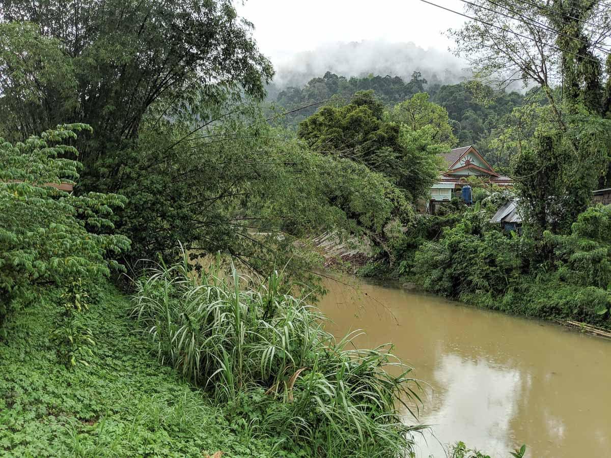 Khlong Sok village, Thailand