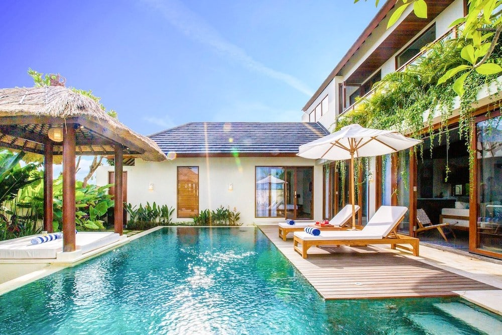 Tropical Canggu Villa