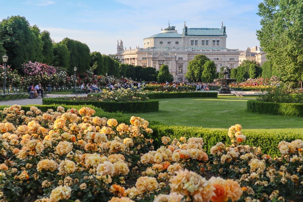 Volksgarten, Vienna