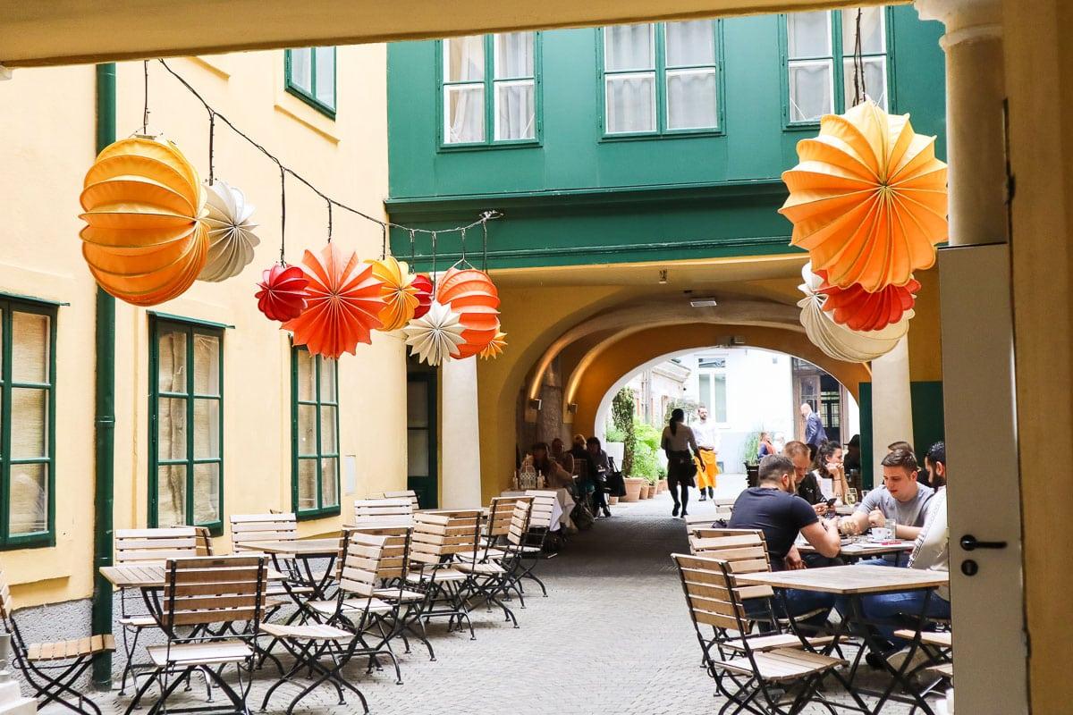 Caffe Latte, Vienna (Wien)