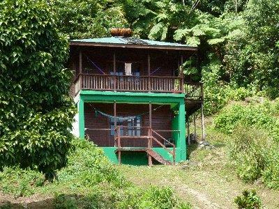 3 Rivers Eco Lodge, Dominique