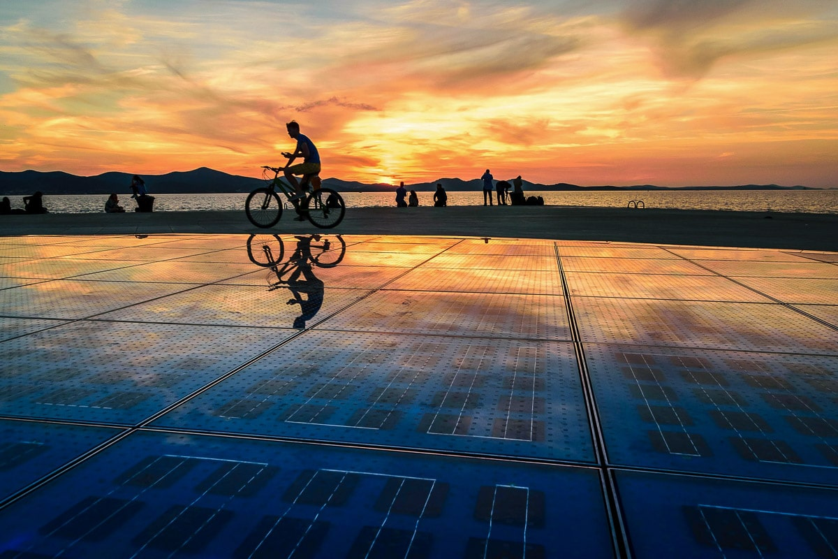 The Greeting To The Sun, Zadar