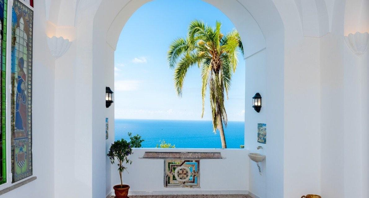 Villa Eden, Positano Airbnb