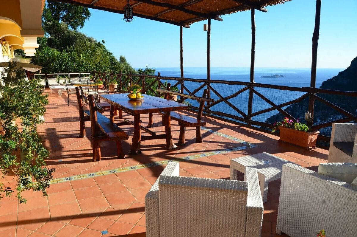 Villa Graziella, Positano Airbnb