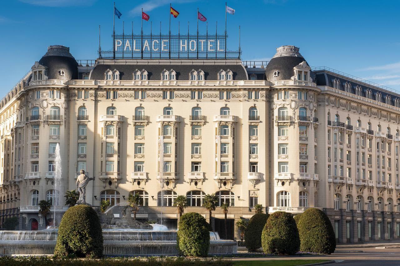 Westin Palace Hotel, Madrid