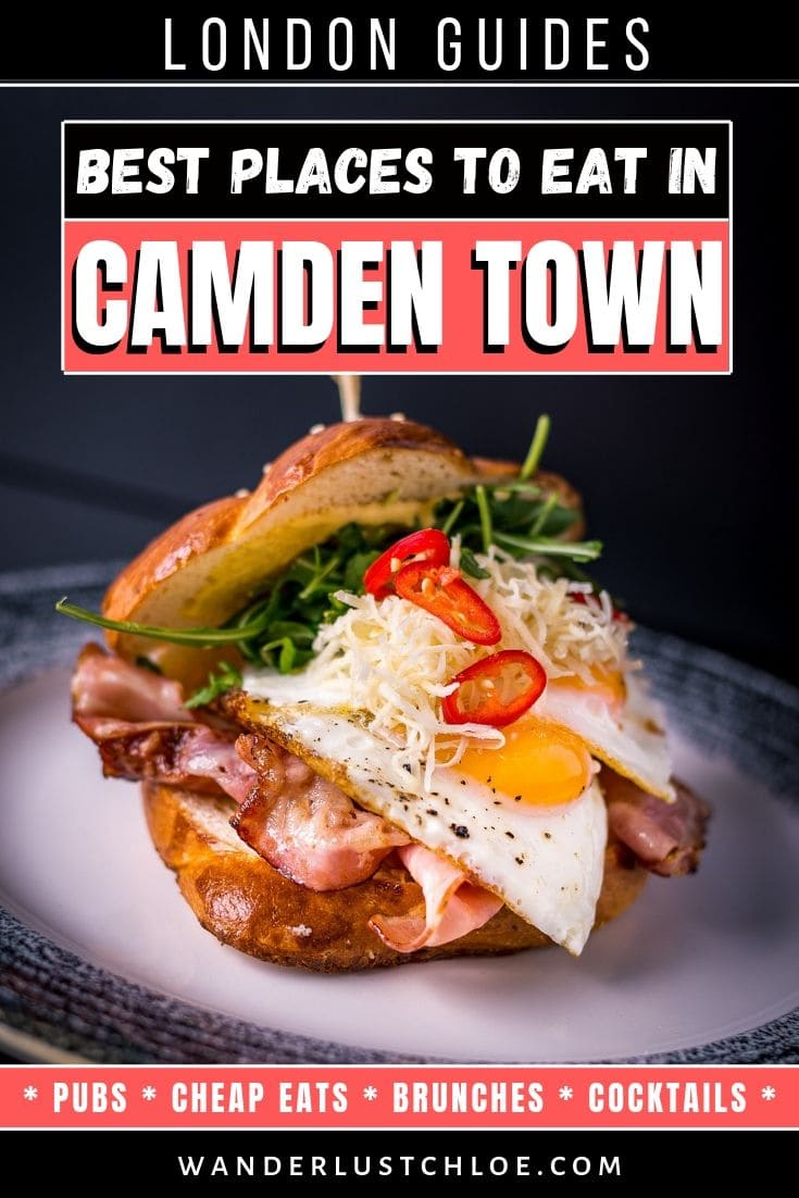 Best Places To Eat In Camden: Restaurants, Market & Bars