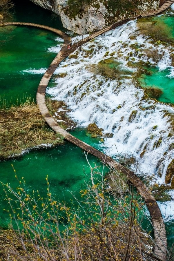 Plitvice is one of the most magical places in Croatia