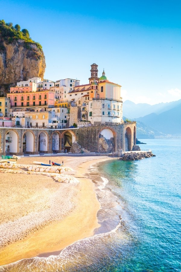 There are Positano hotels for every budget