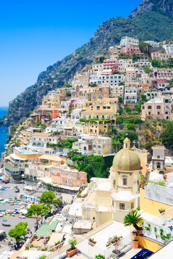Find out where to stay in Positano, Italy
