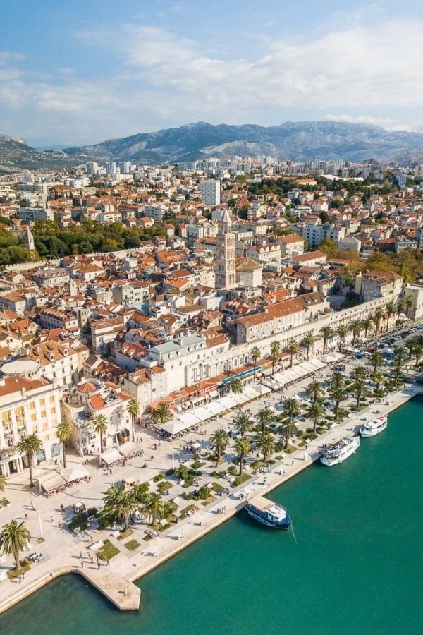 Visiting Split is must as part of your Croatia itinerary