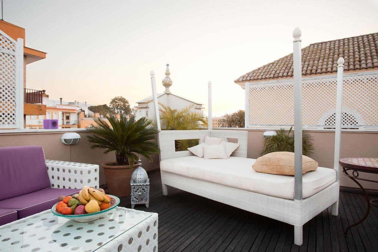 Hotel Alcoba del Rey, Seviile