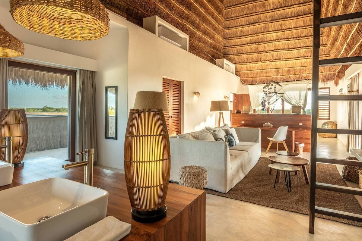 Casa HM Villa del Mar Airbnb, Holbox