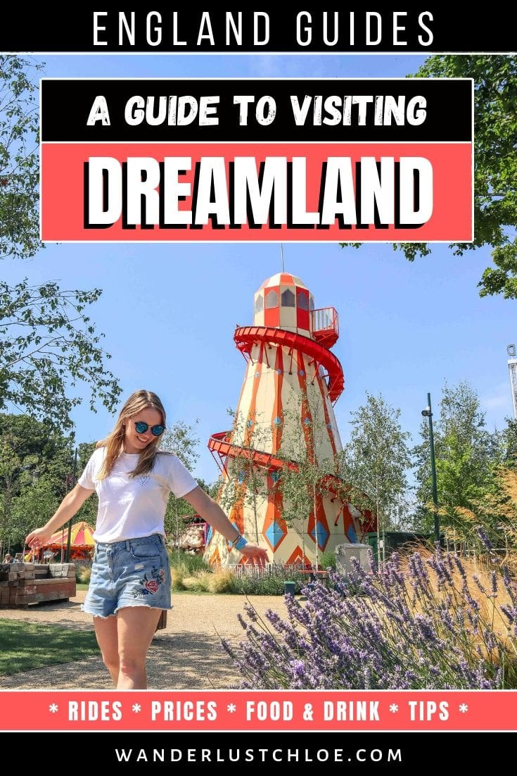 A Guide To Visiting Dreamland Margate, England