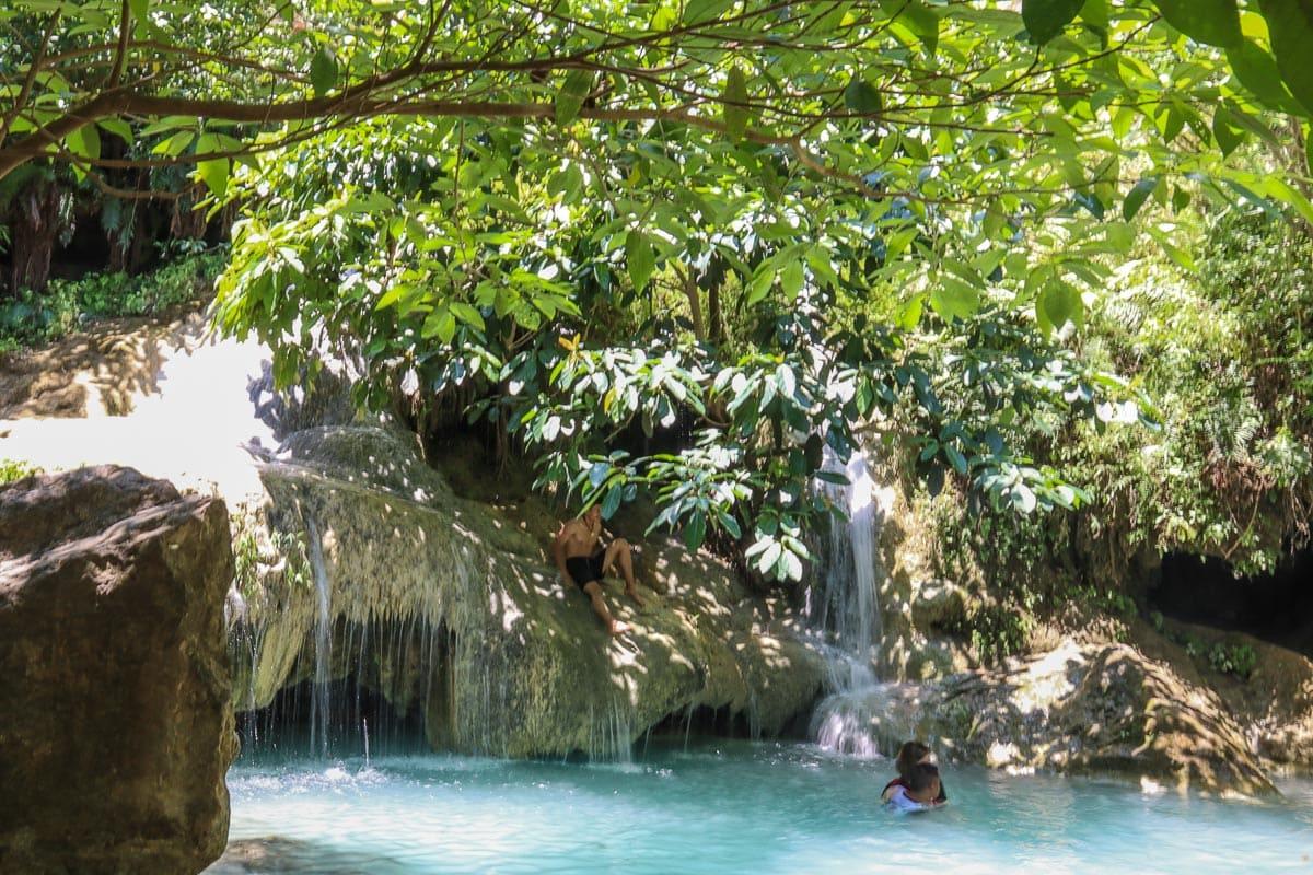 Erawan Waterfalls, Thailand