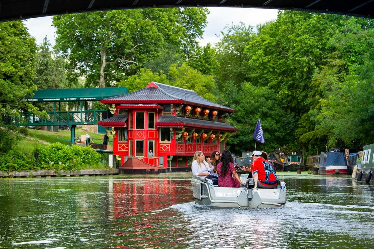 GoBoat, London