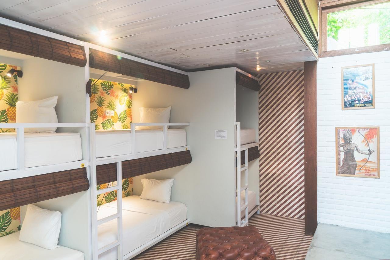 Hostel Socialista Lifestyle Hostel Seminyak