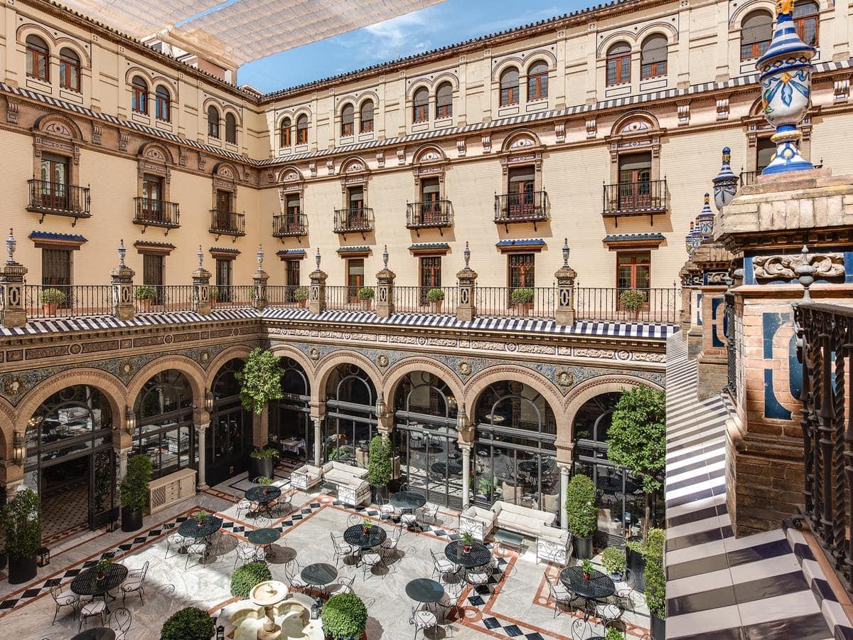 Hotel Alfonso VIII, Seville