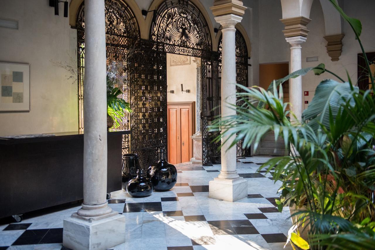 Hotel Palacio de Villapanes, Seville