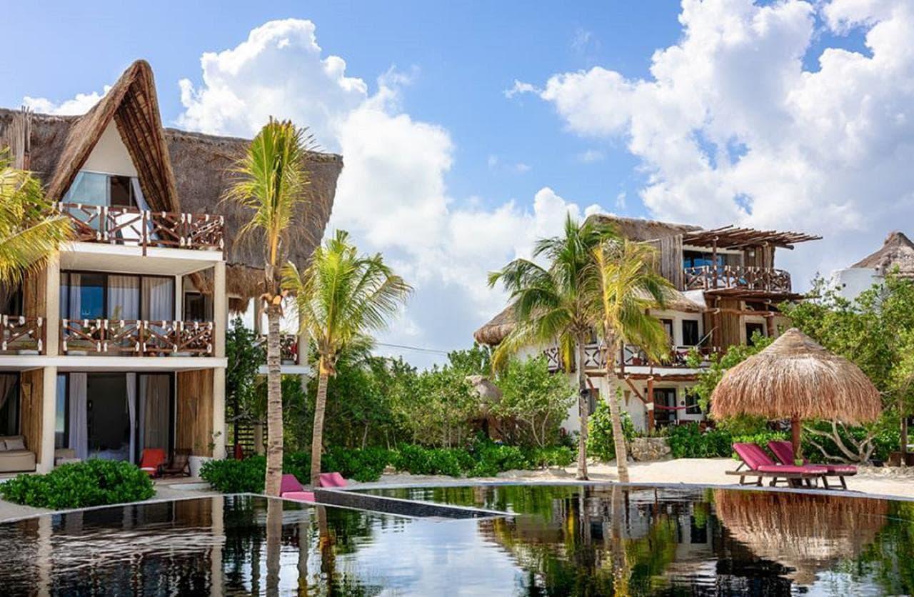 Hotel Villas Flamingos, Isla Holbox
