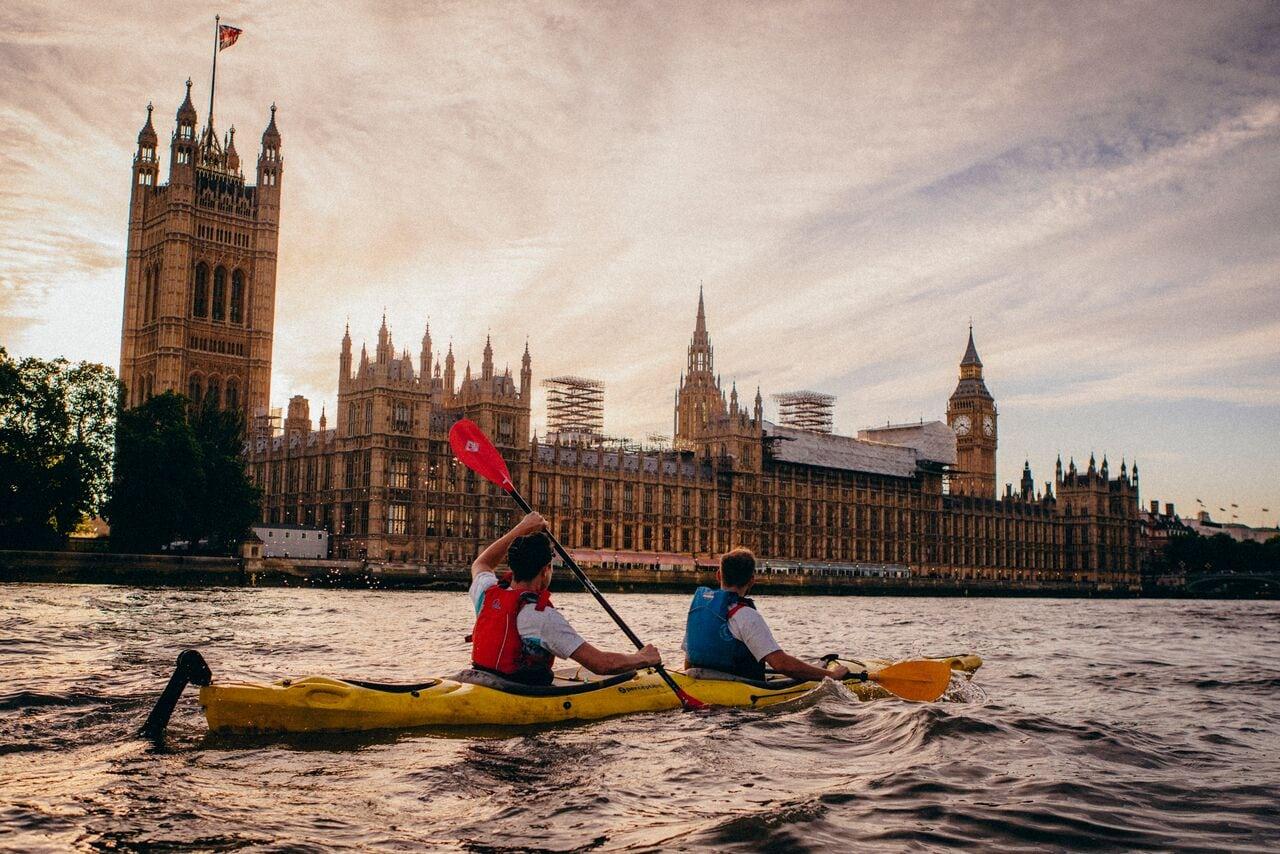 Secret Adventures - Kayak London