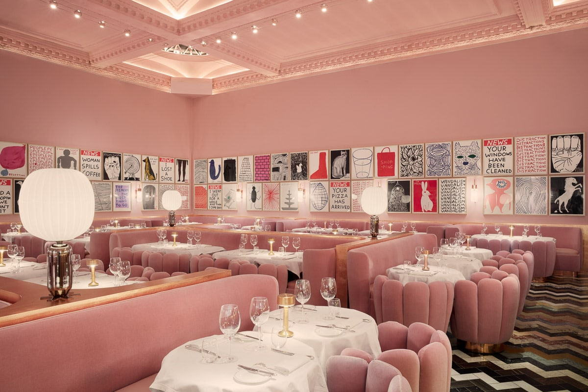 The Gallery at Sketch, Londres (Crédit: Ed Reeve)