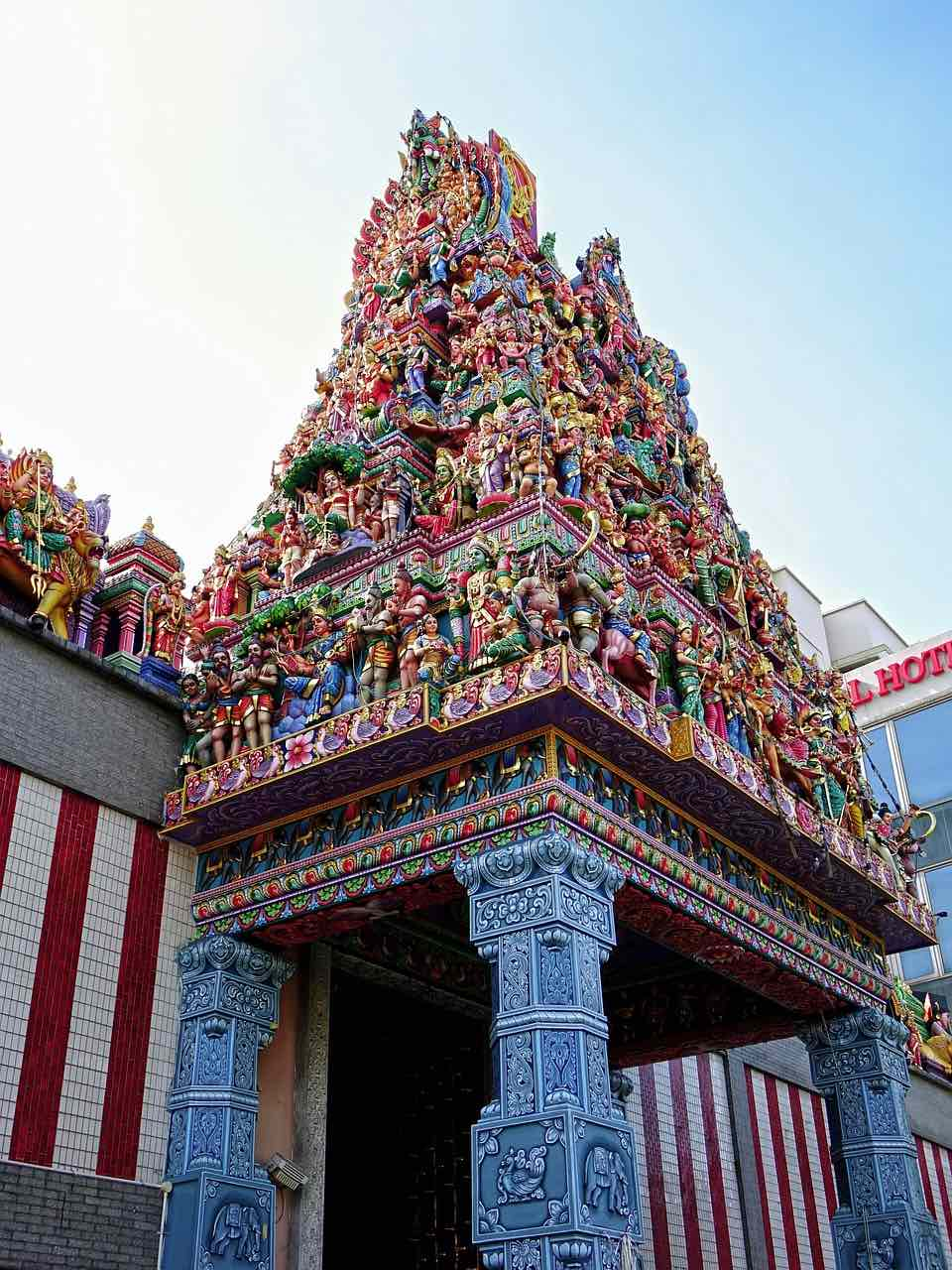 Sri Veeramakaliamman, Little India