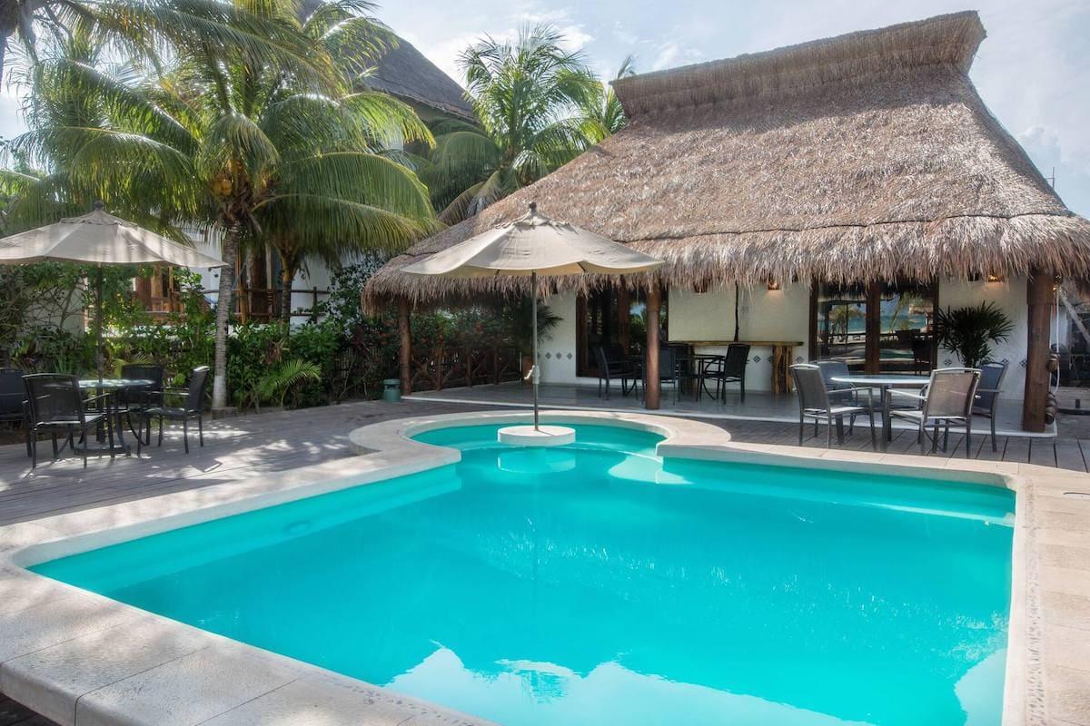 Villa Moopich, Holbox Airbnb