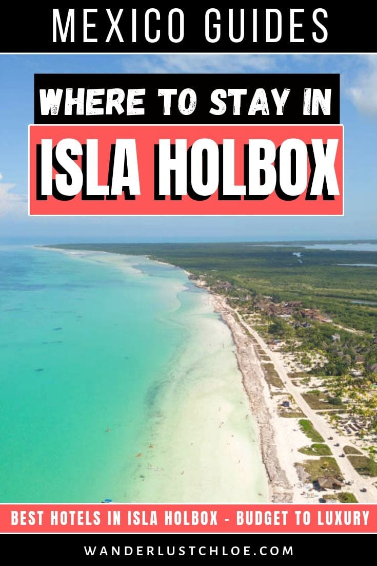 Where To Stay In Isla Holbox, Mexico
