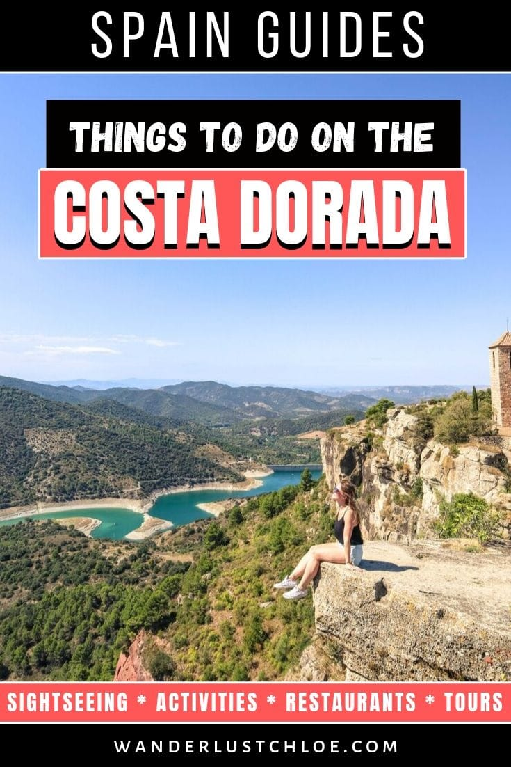 Things to do on the Costa Dorada, Spain