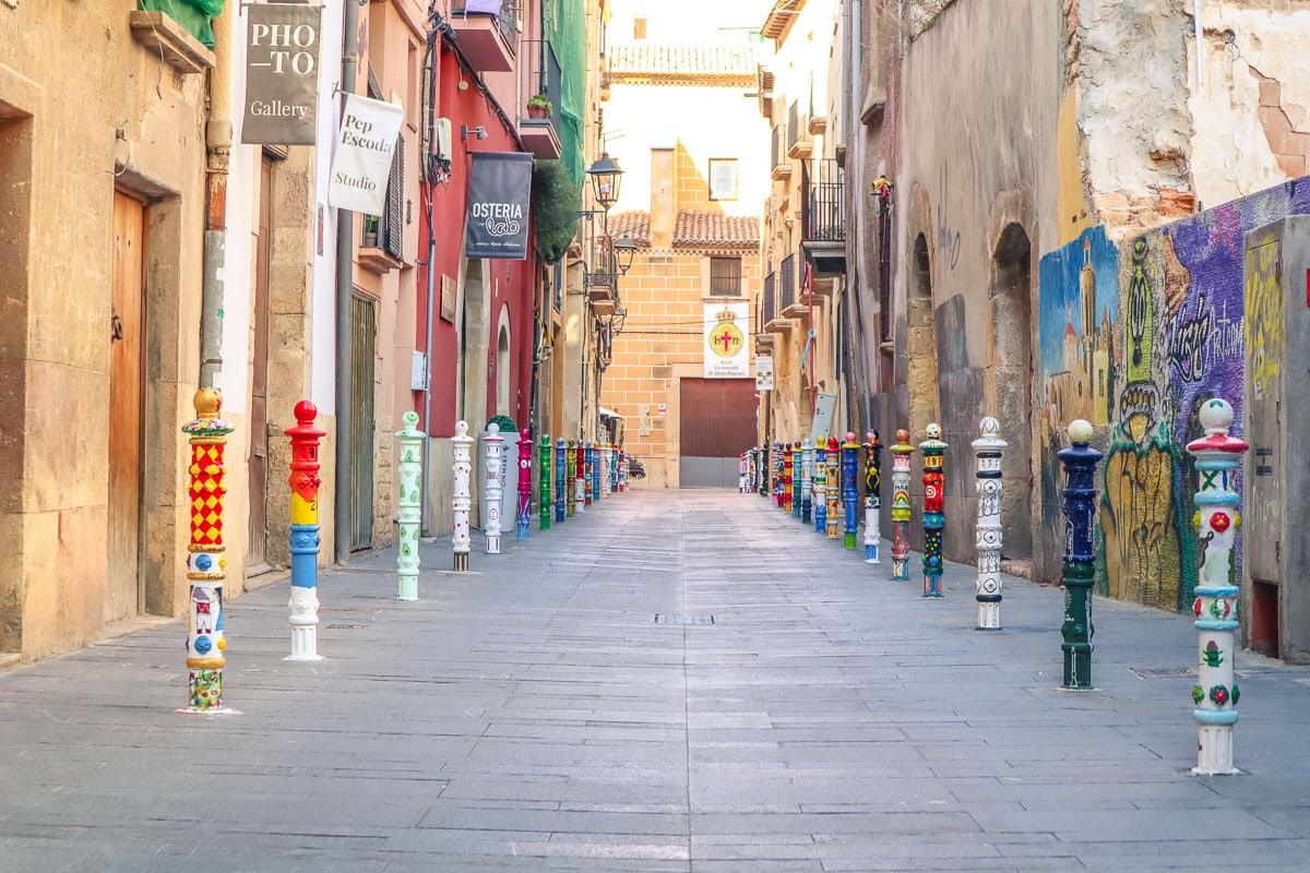 Pilon's Street, Tarragona