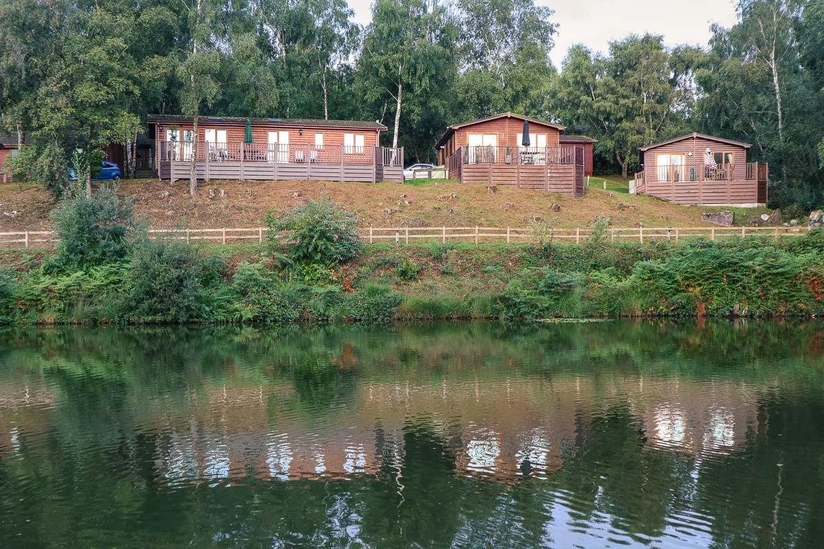 Lodges at Warmwell Holiday Park, Dorset