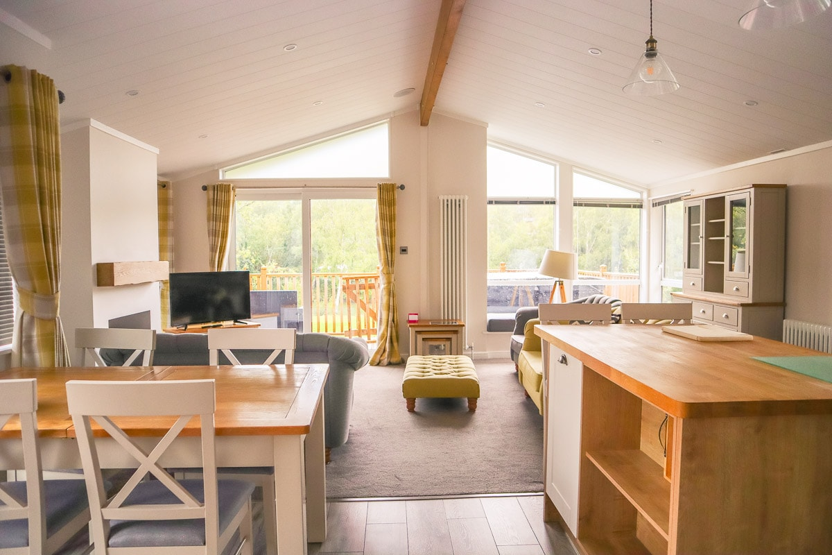 Our luxury Dorset lodge holiday