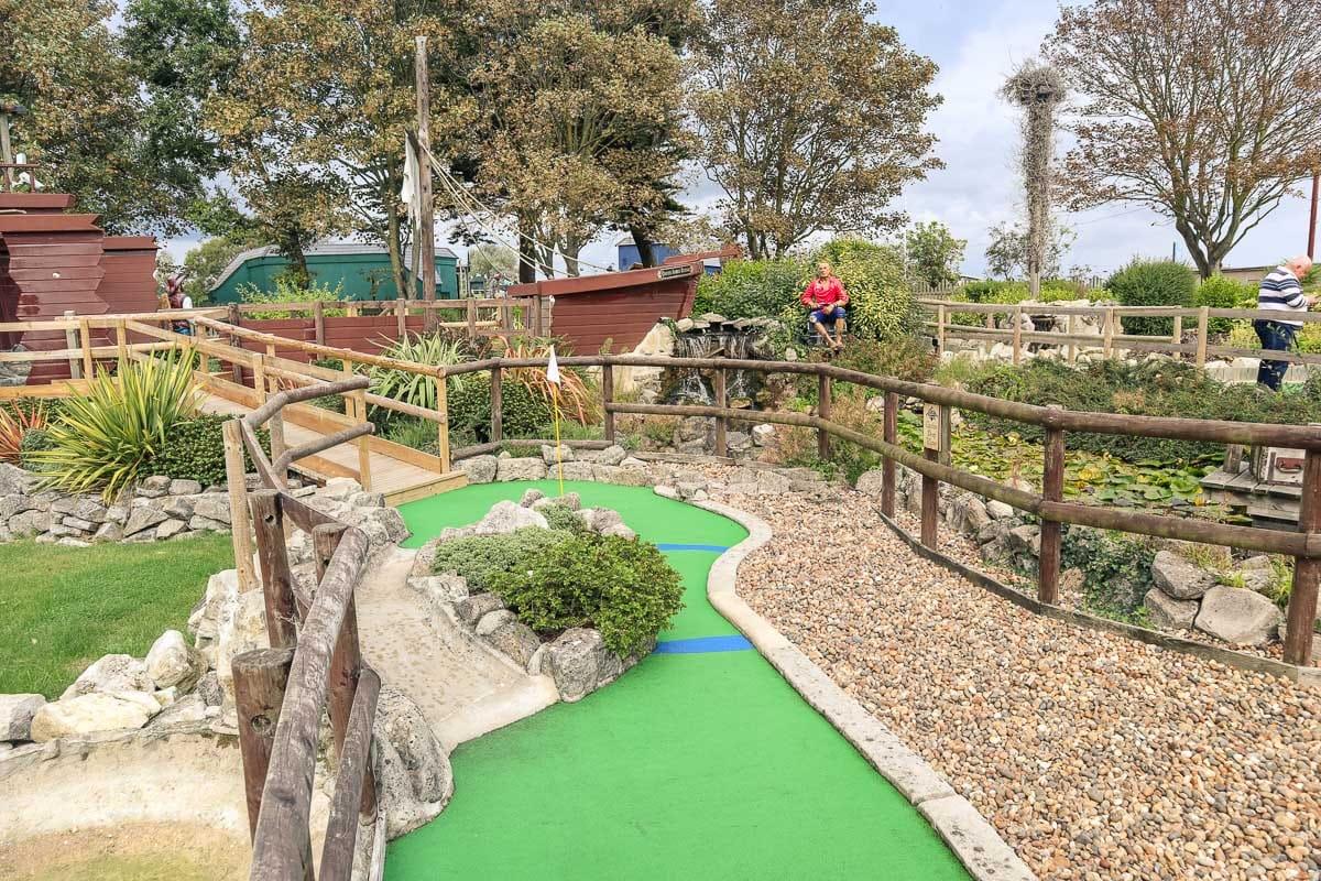 Pirate Adventure Golf, Weymouth