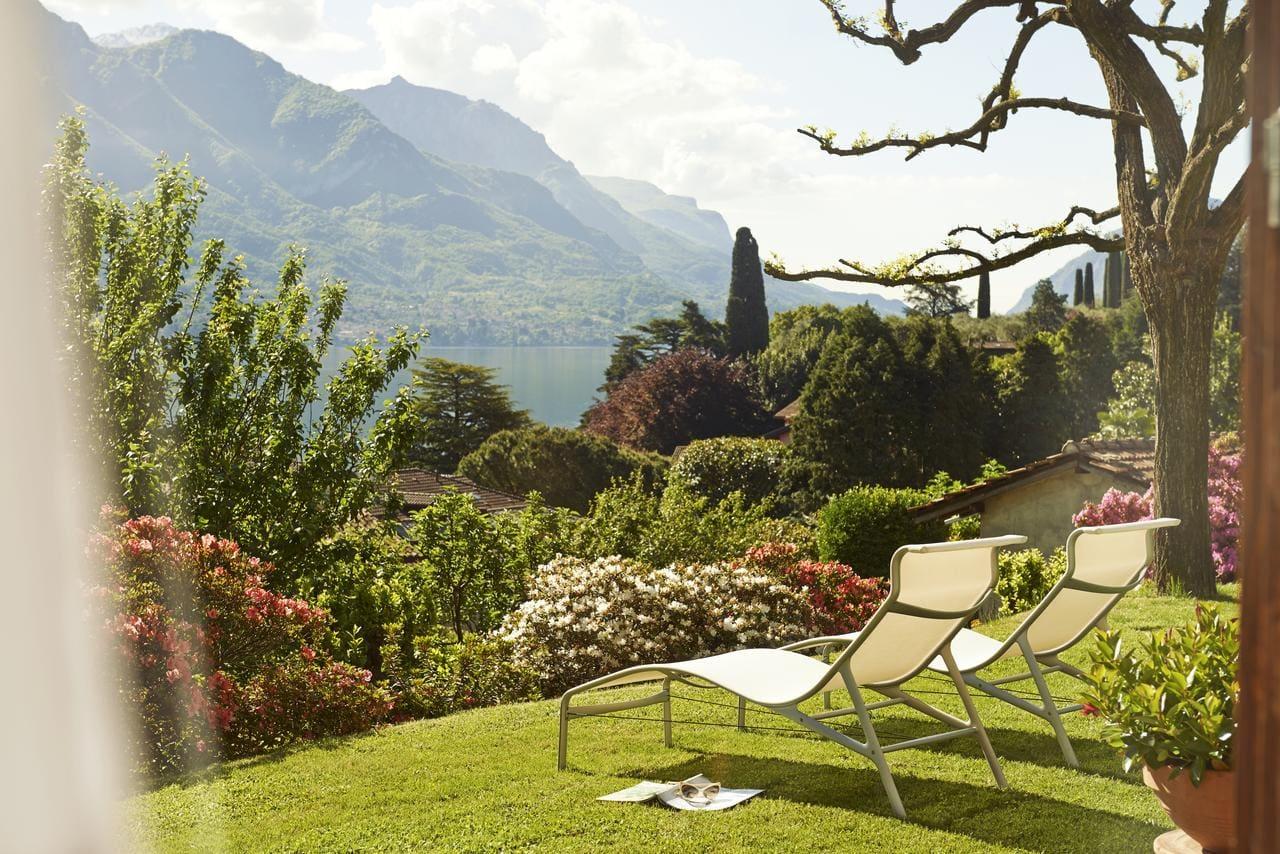 Hotel Belvedere, Lake Como