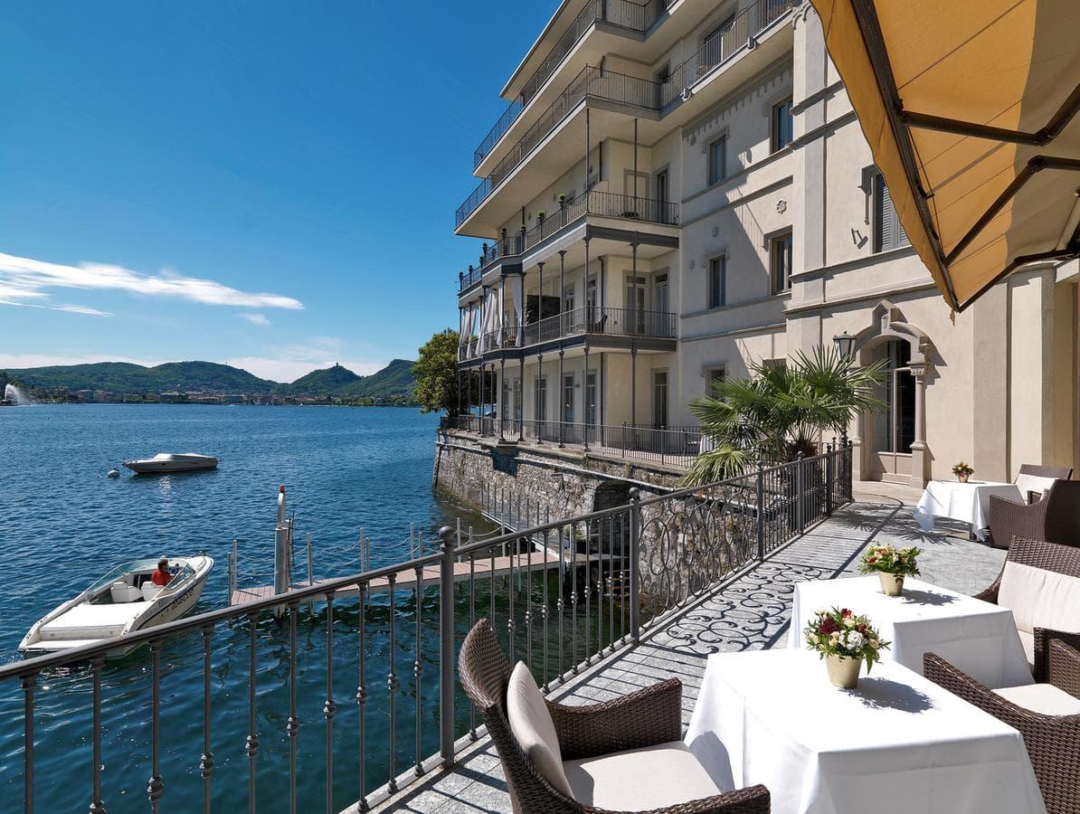 Hotel Villa Flori, Lake Como