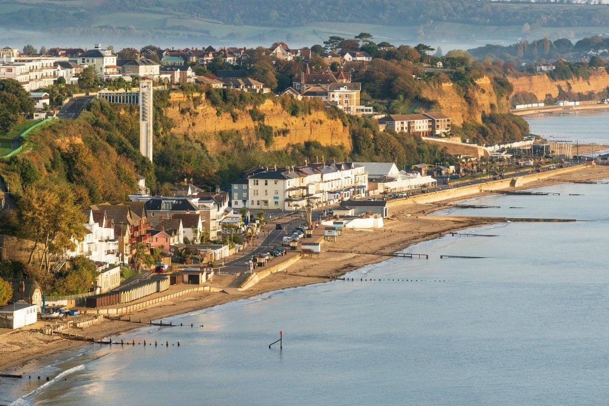 Shanklin Esplanade, Isle of Wight