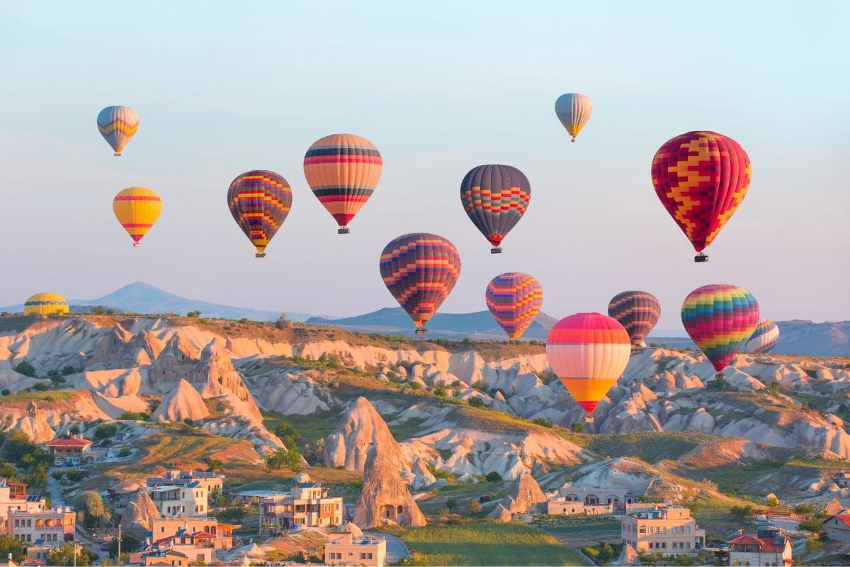 21 Things To Know Before A Hot Air Balloon Flight In Cappadocia (2021)
