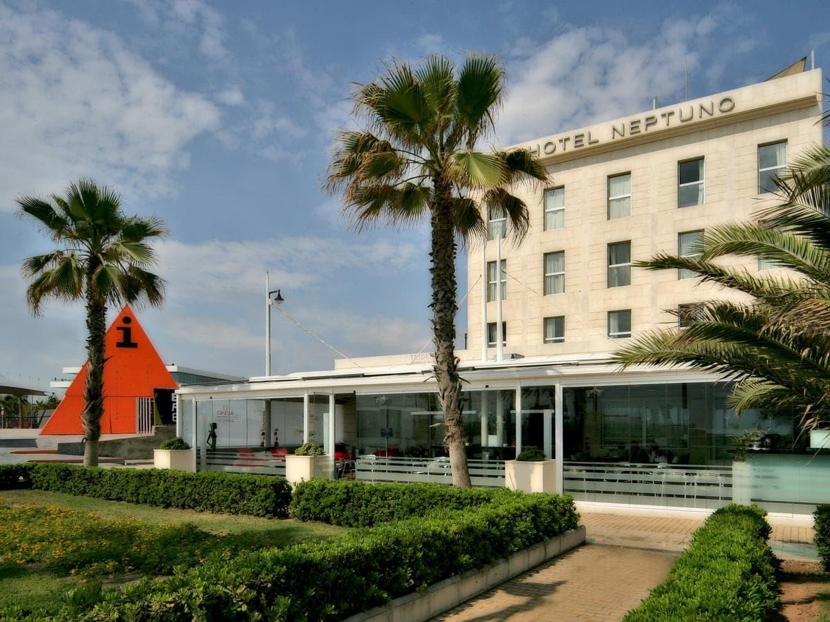 Hotel Neptuno, Valencia