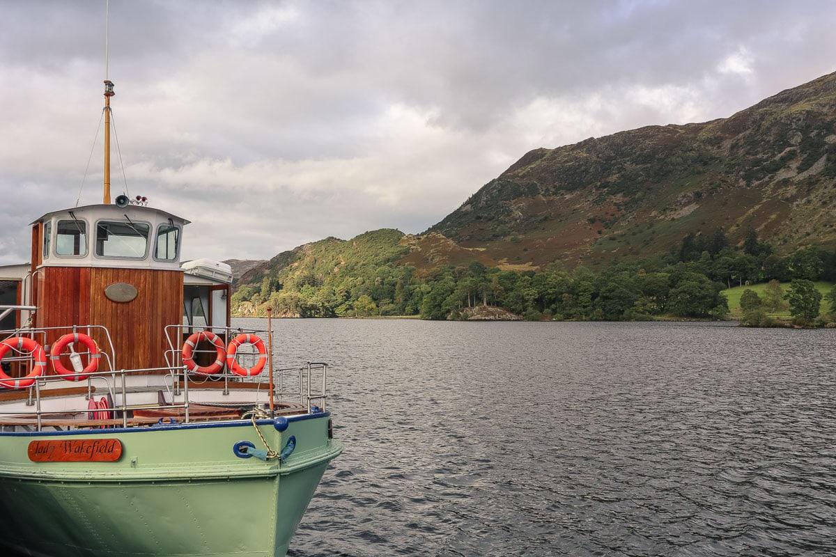 Vapeurs Ullswater
