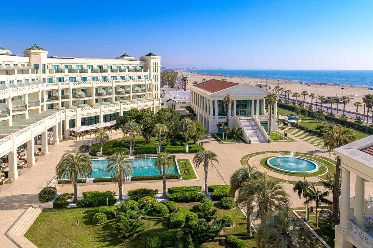 Las Arenas Balneario Resort, Valencia