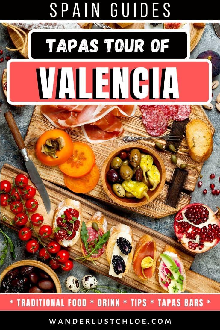 Tapas Tour Of Valencia