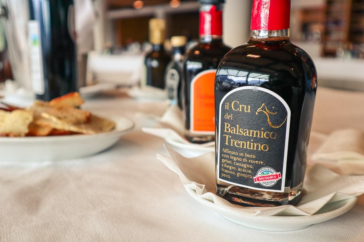 Balsamic to taste at Acetaia, Lake Garda