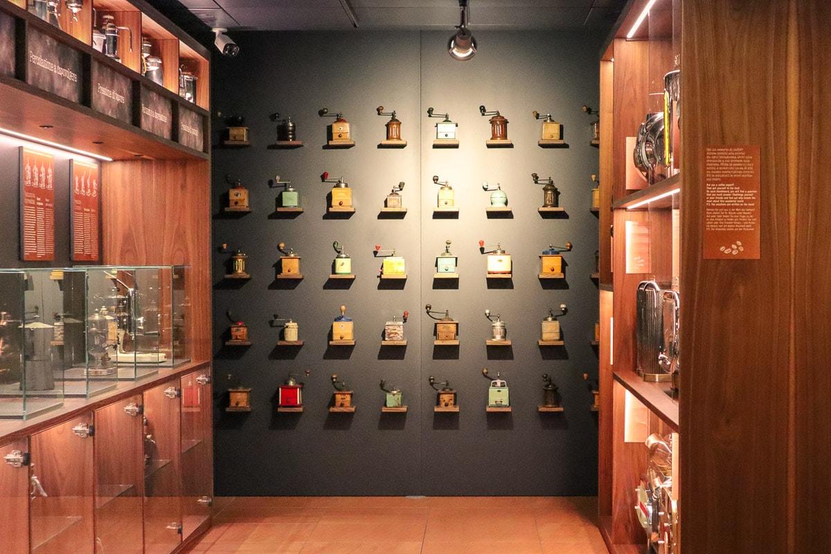 OmKafe Museum, Lake Garda