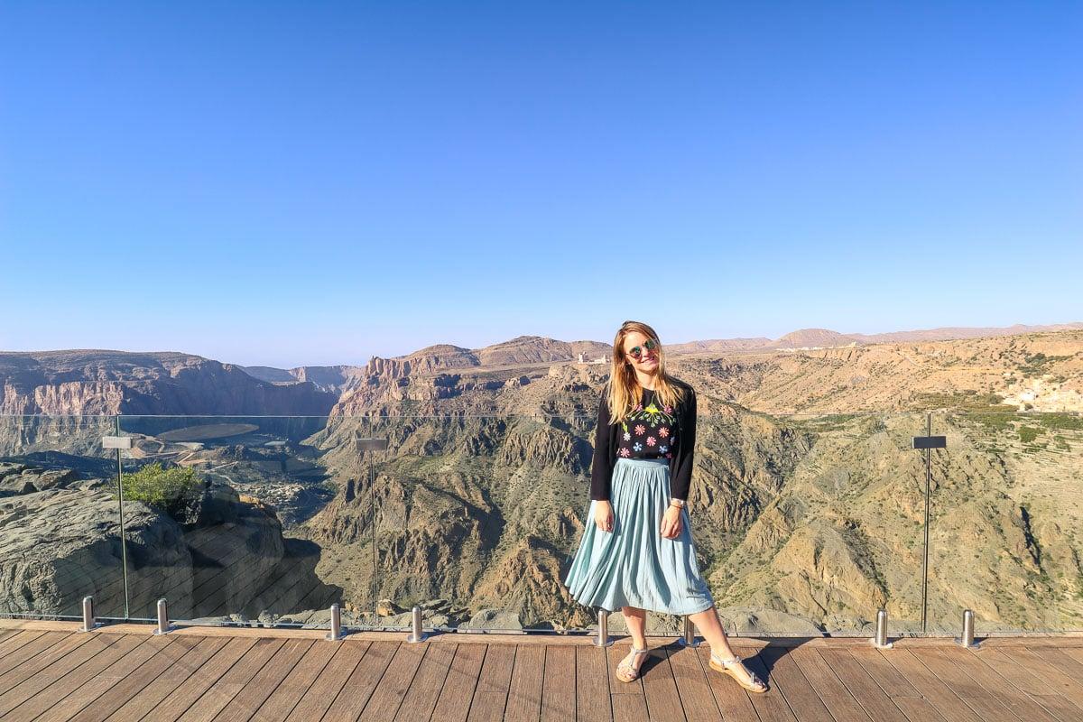 Jabal Al Akhdar Mountains, Oman