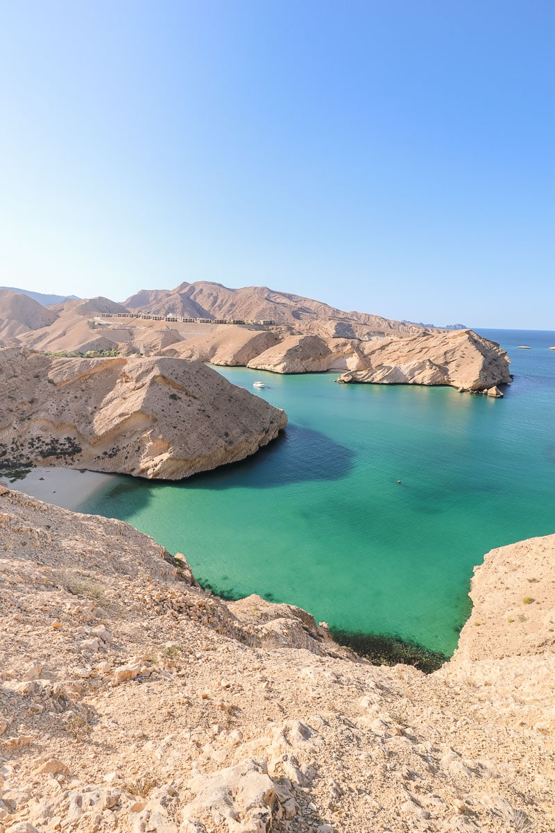 Beach near Muscat, Oman