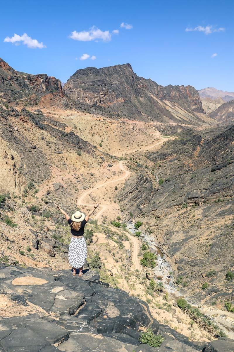 Al Hajar Mountains, Oman
