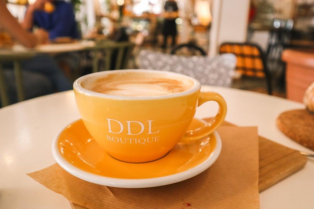 Dulce de Leche cafe, Valencia
